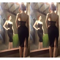 Đầm dự tiệc thiết kế body cực tôn dáng