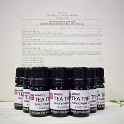 TINH DẦU Miniso Tea Tree Essential Oil
