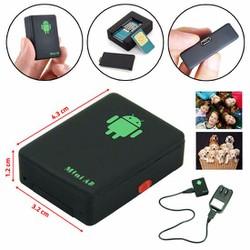 THIẾT BỊ ĐỊNH VỊ Mini A8 Gắn Sim GSM,GPRS,GPS