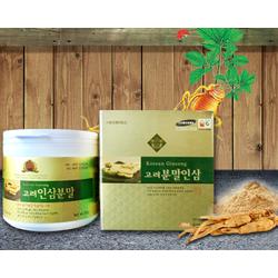 Bột nhân sâm Hàn Quốc