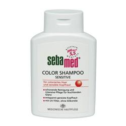Dầu gội Sebamed cho tóc màu với da đầu nhạy cảm 200ml