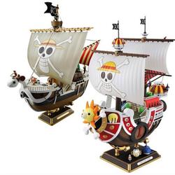 Mô hình thuyền Going Merry 25cm One Piece Luffy LOẠI TO