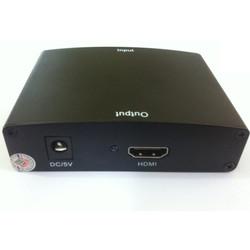 Bộ chuyển đổi tín hiệu từ VGA to HDMI vỏ sắt