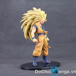 Mô Hình Songoku Super Saiyan 3 - Dragon Ball MS 39