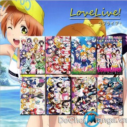 Bộ Poster Love Live