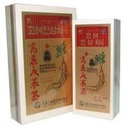 Trà sâm hàn quốc Korean Gingseng Tea Powe 100 gói