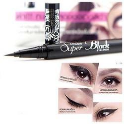 Bút dạ kẻ mắt Mistine Super Black Eyeliner