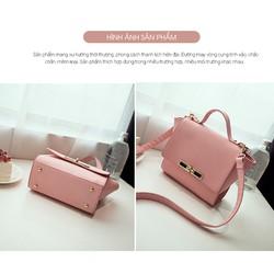 Túi xách da nhỏ, đeo vai New Style Hàn Quốc dễ thương