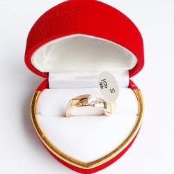 Nhẫn nữ đẹp đính đá pha lê 2017 LANHA004