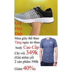 Giày Thể Thao Nam Cao Cấp | Giày Chạy Bộ