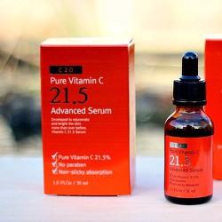 Serum Trắng Da ,Trị Mụn Pure Vitamin C 21.5