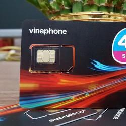 sim 4G vinaphone 300Gb tháng