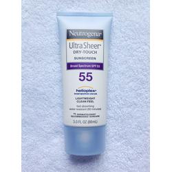 Kem chống nắng Neutrogena Ultra Sheer SPF55 - 88ml