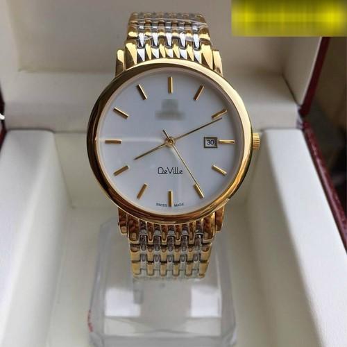 Đồng hồ nam dây kim loại OM T01750