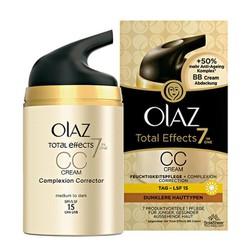 Kem trang điểm Olaz Total Effects 7in1 CC Cream của Đức