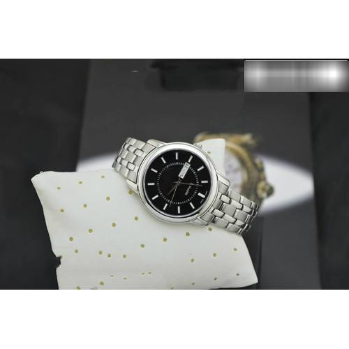 Đồng hồ nam dây kim loại OM 8501