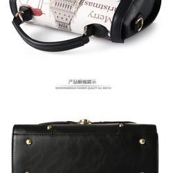 Túi xách hàng nhập mẫu tx000333 đen