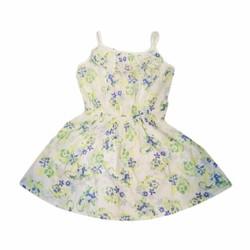Váy Đầm hai dây xinh xắn dành cho bé gái