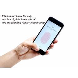 NÚT HOME GIẢ IPHONE 5S Cảm ứng vân tay