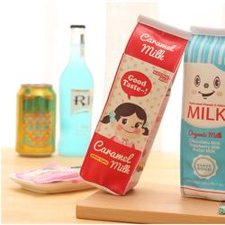 Bóp viết hộp sữa