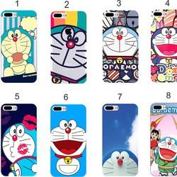 Ốp lưng iPhone 7 Plus in hình Doraemon