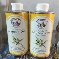 Dầu hạnh nhân Almond oild 500ml của mỹ - MIKA