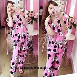 Set Pyjama dài