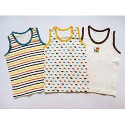 Áo ba lổ cho bé Elfindoll set 3 cái - Hàng nội địa Nhật.
