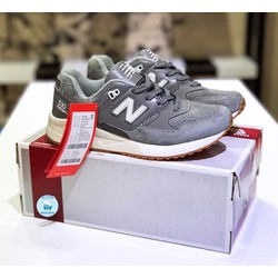 Giày New Balance Xám