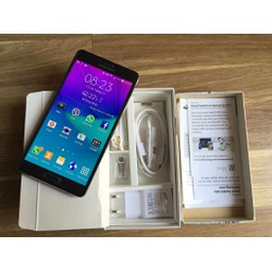 Samsung Galaxy Note 4 dual sim quốc tế Fullbox