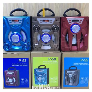 Loa Bluetooth P55