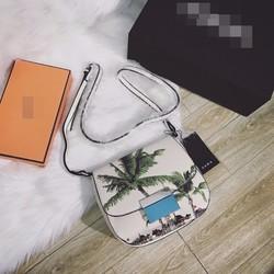 Túi đeo chéo hình cây dừa - G04562