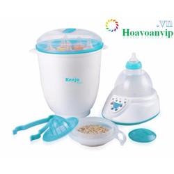 Máy Tiệt Trùng Sữa Và Hâm Sữa Kenjo KJ-06N
