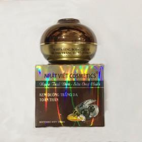 Kem dưỡng trắng da toàn thân sữa ong chúa 150g Nhật Việt Cosmetics - Best Seller Tony - kem dưỡng trắng da toàn thân
