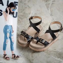 Giày Sandal Nữ cá tính kiểu dáng thời trang phong cách - SG0416
