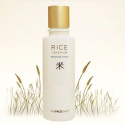 Nước hoa hồng Gạo Rice Ceramide Moisture Toner