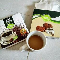 Cafe Giảm Cân Nấm Linh Chi TrangHouse