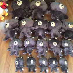 Thú nhồi bông Gấu Brown 48cm