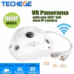 Camera IP công nghệ 3D VR