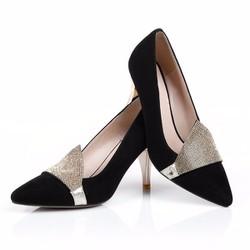Giày cao gót thời trang phong cách Korea Lady-CG436