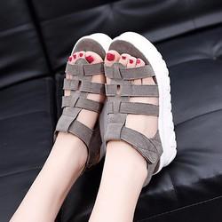 Giày Sandal Nữ thời trang kiểu dáng cá tính phong cách - SG0413