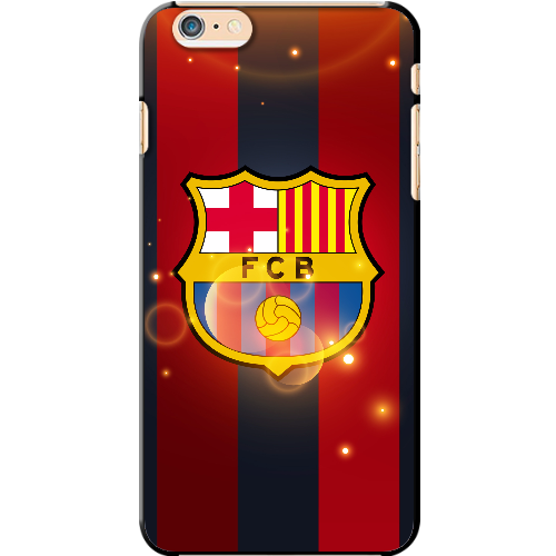 Ốp lưng Iphone. 6 plus FCB sọc