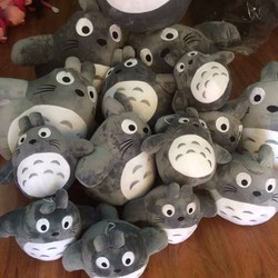 Thú nhồi bông Totoro 30cm