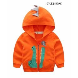 Áo khoát cá sấu ăn cá cho bé yêu từ 1-10 Tuổi_CAT24809