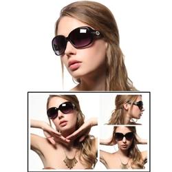 Mắt kính nữ thời trang, kính mát gọng caro
