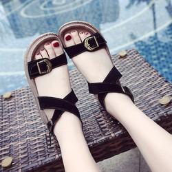 Giày Sandal Nữ kiểu dáng cá tính phong cách năng động - XS0422