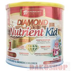 Sữa Diamond Nutrient Kid 1 700g