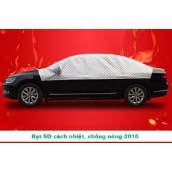 Bạt chống nóng ô tô 5D