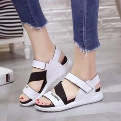 Giày Sandal Nữ phong cách mới kiểu dáng thời trang - XS0419
