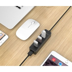 Hub USB 4 cổng Orico W5PH4-U3